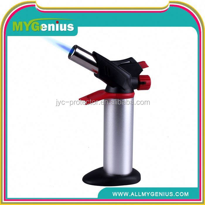 portable kitchen butane gas micro torch lighter tools ,hot58 professional kitchen torch lighter china factory