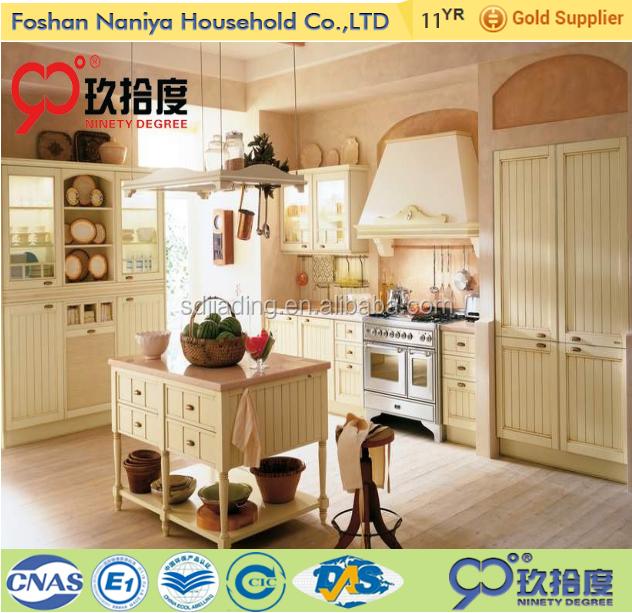 Venta al por mayor gabinetes de cocina antiguos-Compre online los ...