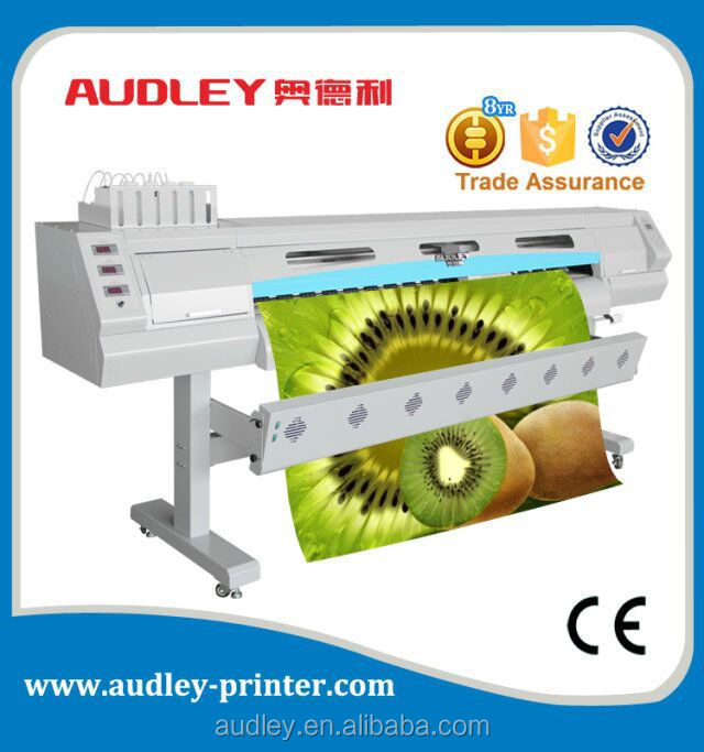 vinly 6ft wide format chinese inkjet printer dx5 head 1440 dpi