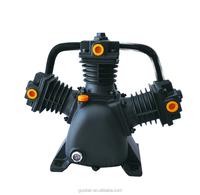 4HP 3065 8bar AC air pump compressor 3 cylinder head