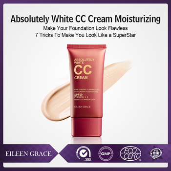 Pure White CC Cream with SPF50 Plus SPA50+ cream