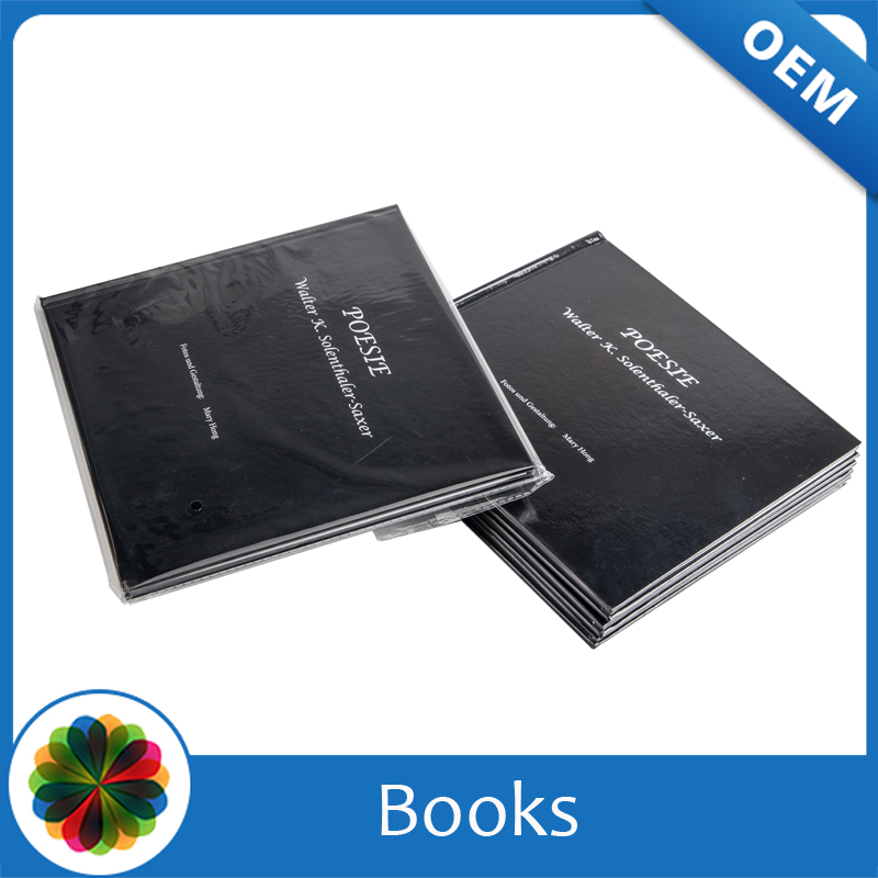 offset paper best organizer embossed book / magazine / catalog printing