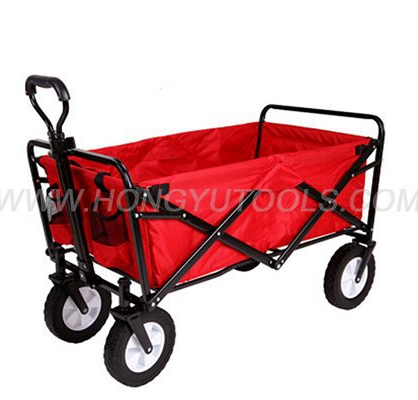 Folding Portable tool garden cart FW3016