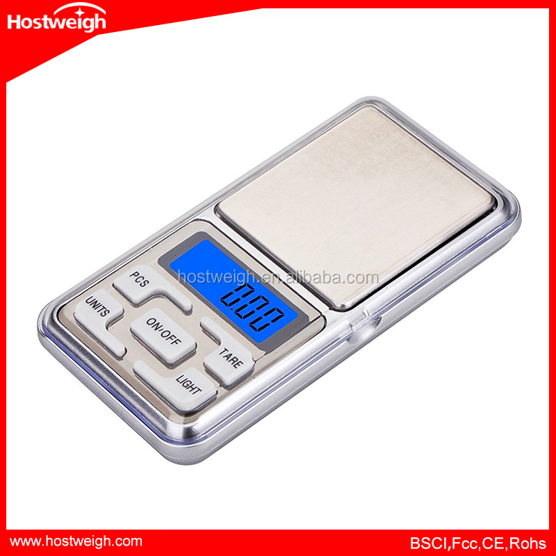 Digital Jewelry Pocket Scale Weight 200g/0.01g Gold Gram Balance Electronic weighing scale