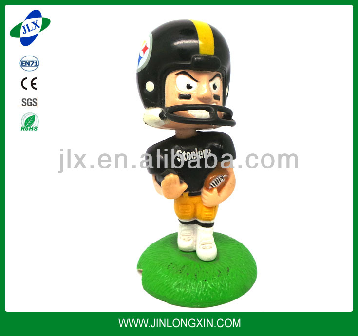 play games collection plastic soccer player
