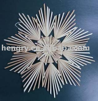 Hengry: Christmas Decoration Straw Star HR05-127