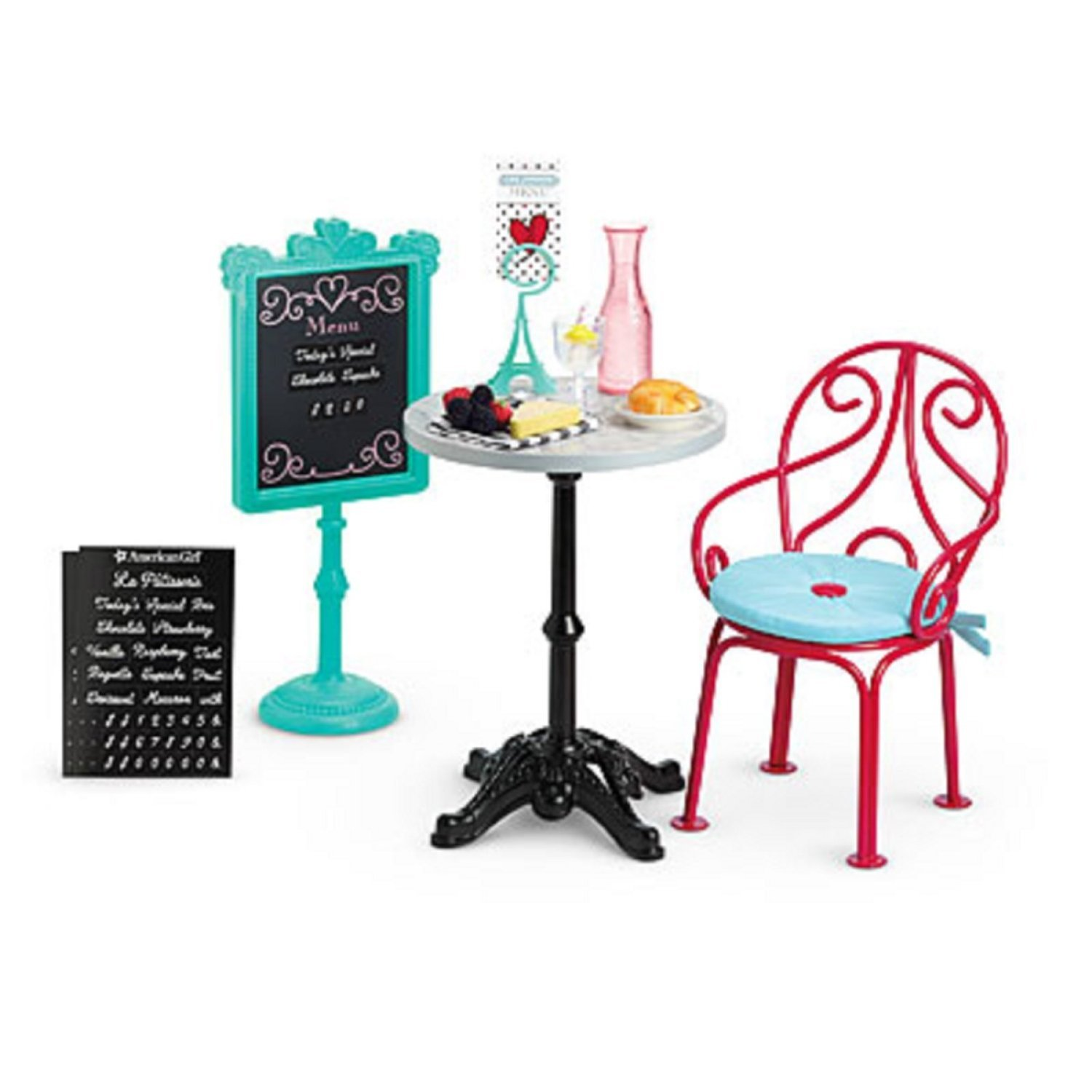 American Girl Grace - Grace's Bistro Set for Dolls - American Girl of 2015