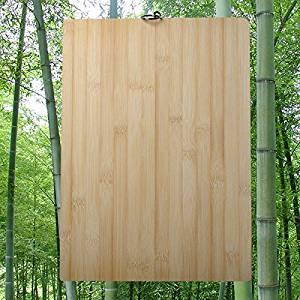 Natural Bamboo Cutting Boards Chopping Block Antibacterial Chopping Boards