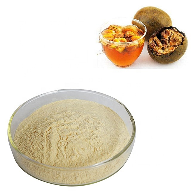whole sale monk fruit extract powder for food additive