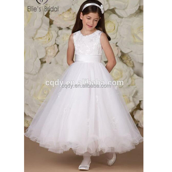 2015 Cheap Holy Communion Dresses For Girls White First Communion ...