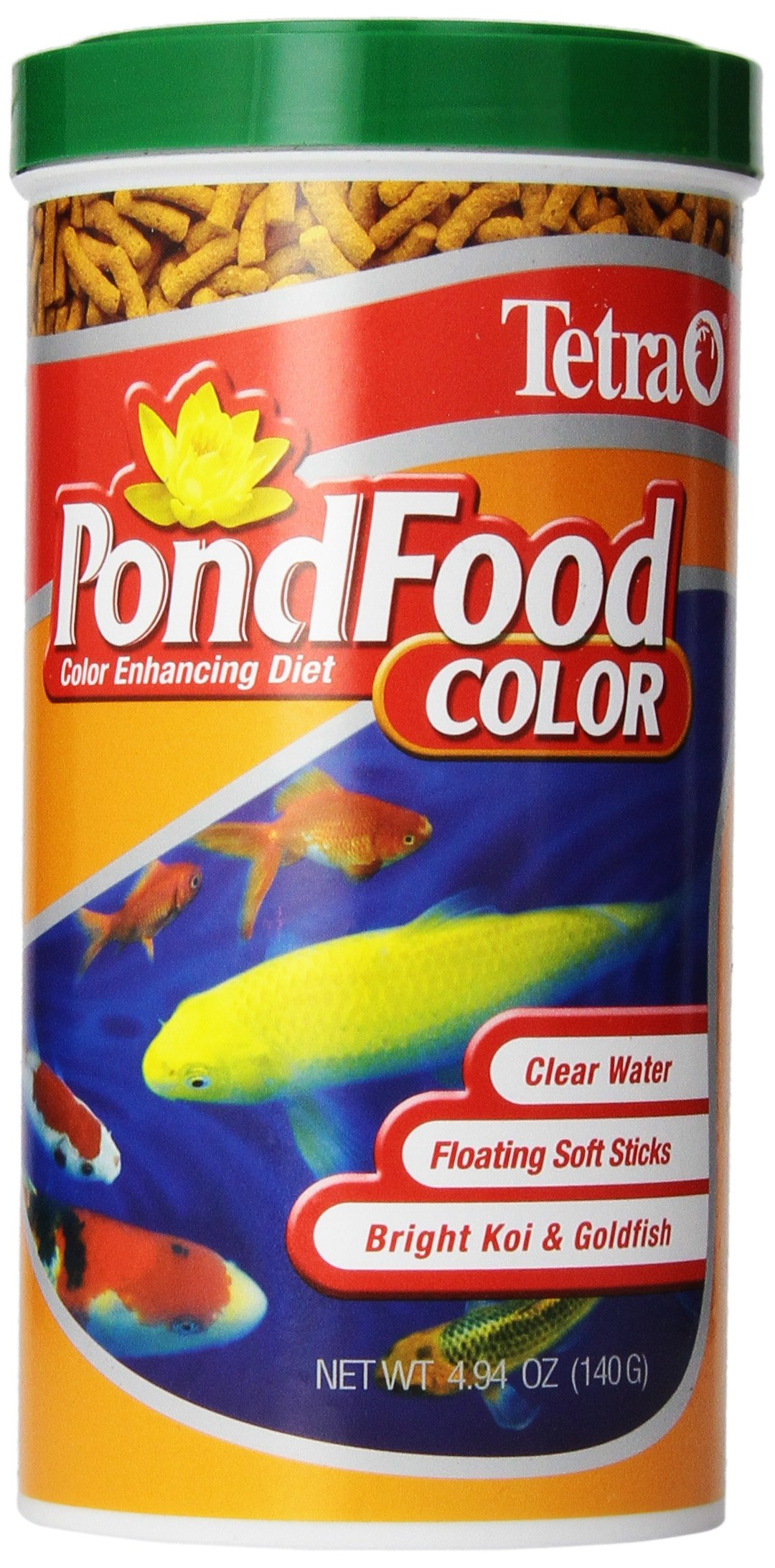 Tetra Pond 16451 Pond Color Sticks, 4.94-Ounce, 1-Liter