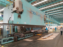 Metal Or Steel Press Braking Bending Service With Max 3000T Capacity