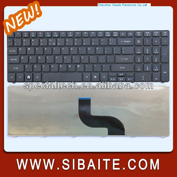 NEW FOR Acer Aspire 5742 5742G 5742Z 5742ZG 5750 5750G 5750Z US Keyboard