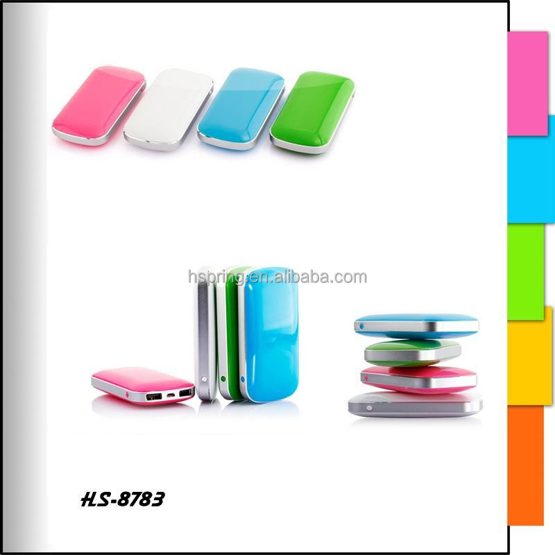 Dual USB 4400mAh Power Bank for Mobile Phone and Laptop