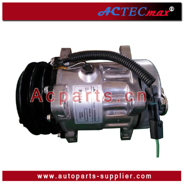 SD NO 4860, 7H15, 8 Orelhas, 12 V, 2A/132mm SD R134a Compresseur
