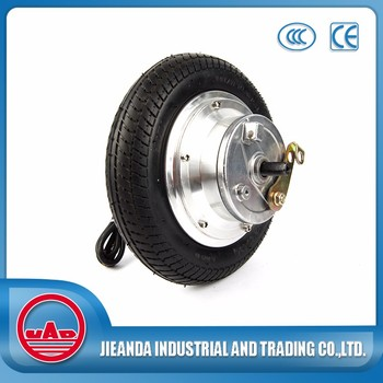8.5 inch 48v lightweight dc motor high rpm and torque specification