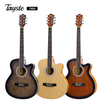 40 inch matt wholesale guitar  for beginner made in China guitar electric acoustic