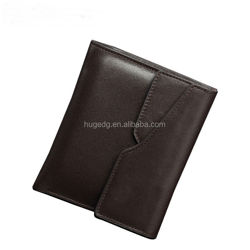 2016 New Fashion Custom Imperial Gift Men's Genuine Leather Wallets