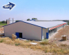 China large span steel frame prefabricated poultry farm structures chicken house with ISO certificate