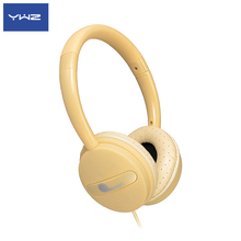 Free sample Beige earphones funky luxury china wholesale headphones party