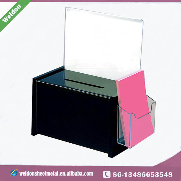 Donation Box / Metal Letter Box / Multi-purpose Drop Box