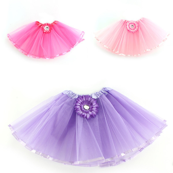 f80bee14a Get Quotations · New Baby Kids Girls Tulle Tutu Skirt Princess Dressup  Party Costume Ballet Dancewear YRD