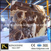 Book Match Tiger Onyx Marble Slab