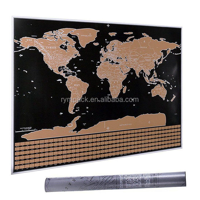Scratch world map scratch world map suppliers and manufacturers at scratch world map scratch world map suppliers and manufacturers at alibaba gumiabroncs Image collections