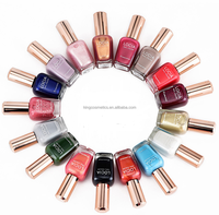 OEM ODM mulit beauty colours quick dry long-lasting customized oil based nail polish