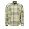 Custom Bespoke 100% Cotton Man's Stylish Long Sleeve Turn Down Gardenia Plaid Flannel Shirt
