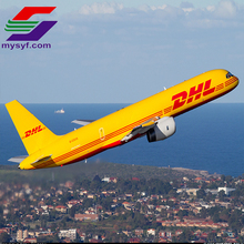 DDP navio da gota DHL courier forwarder china <span class=keywords><strong>custo</strong></span> de transporte de contêineres da China para Bangladesh Paquistão Indonésia Canada India