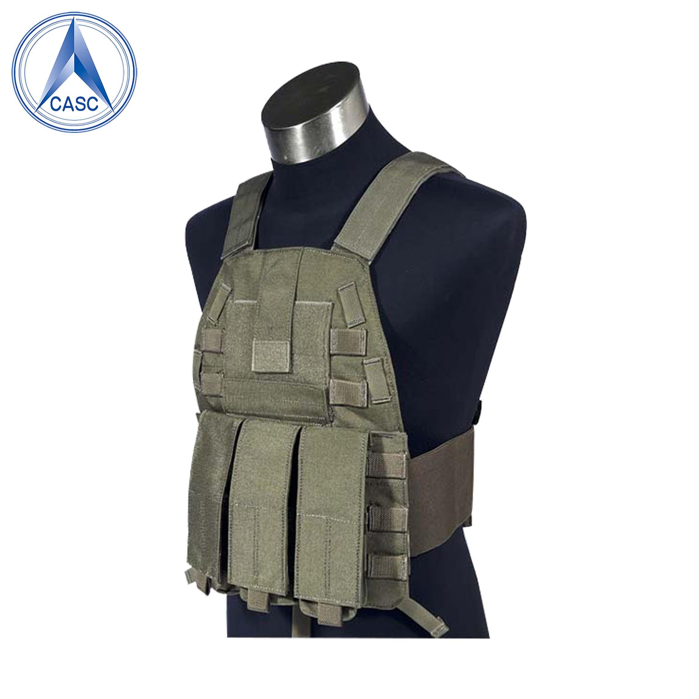New XXL IIIA Tactical Plate Carrier Body Armor Bullet Proof Vest