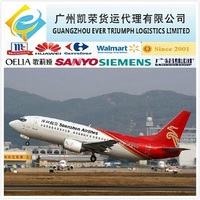 Guangzhou/Shenzhen Forwarder Company to United States
