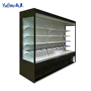 showcase used refrigerator refrigerators freezer for supermarket refrigerated topping display cabinet