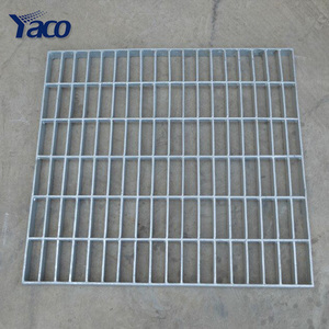 30x3mm Heavy duty Galvanized steel metal bar Grating step