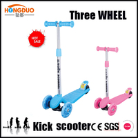 China made high quality 3 wheel mobility kids scooter price