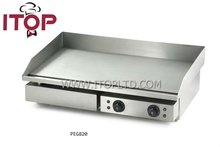 Industrial Electric Range Griddle/Flat Plate Grill/Contact Grill