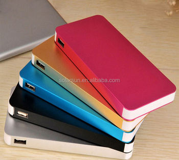 2016 Wireless Charging Power Banks 10000 mAh External Battery Wireless Power Bank