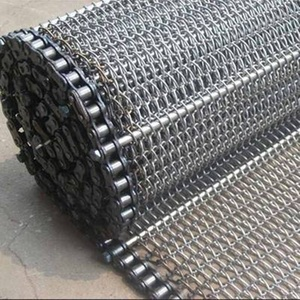 stainless steel mesh conveyor food chain belt