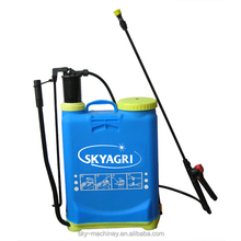 16l knapsack agriculture manual hand operated paddy weed killer sprayer
