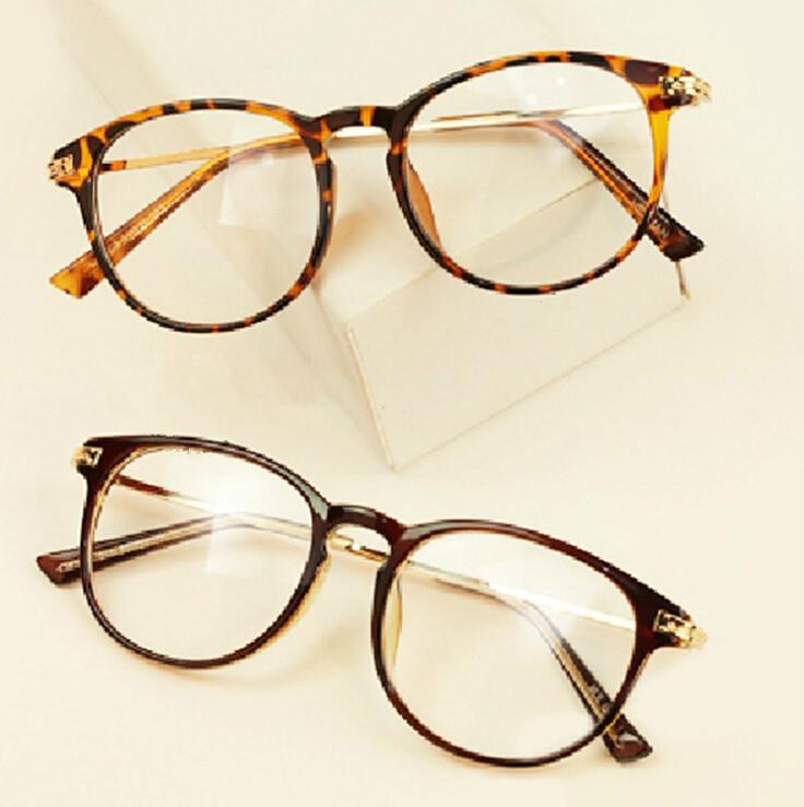 Round Vintage Glasses 45