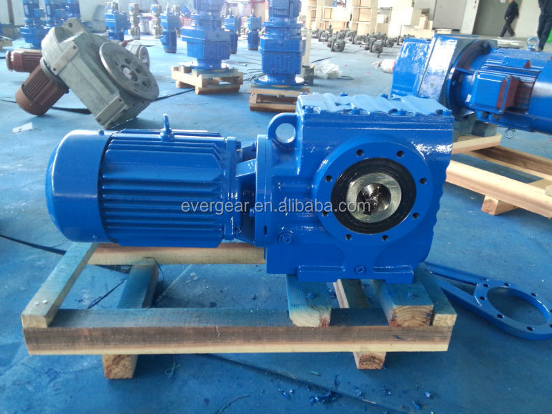 helical worm gear speed reducer ,motor housing , new agricultural machine