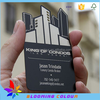 High quality different shape metal business carddesign for your own high quality different shape metal business carddesign for your own card reheart Choice Image