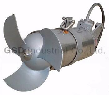 Ma Horizontal Submersible Propeller Mixer Pump 10kw 620mm - Buy Submersible  Mixer Pump,Horizontal Submersible Mixer Pump 10kw 620mm,Horizontal