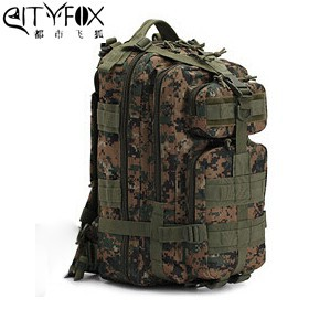 3P Tactical backpack Military bags Army <strong>Shoulders</strong> cycling knapsack Military products