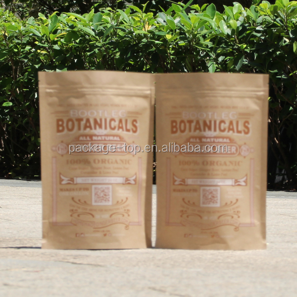 cheap fashion custom kraft paper valve cement bag with pp film for powder