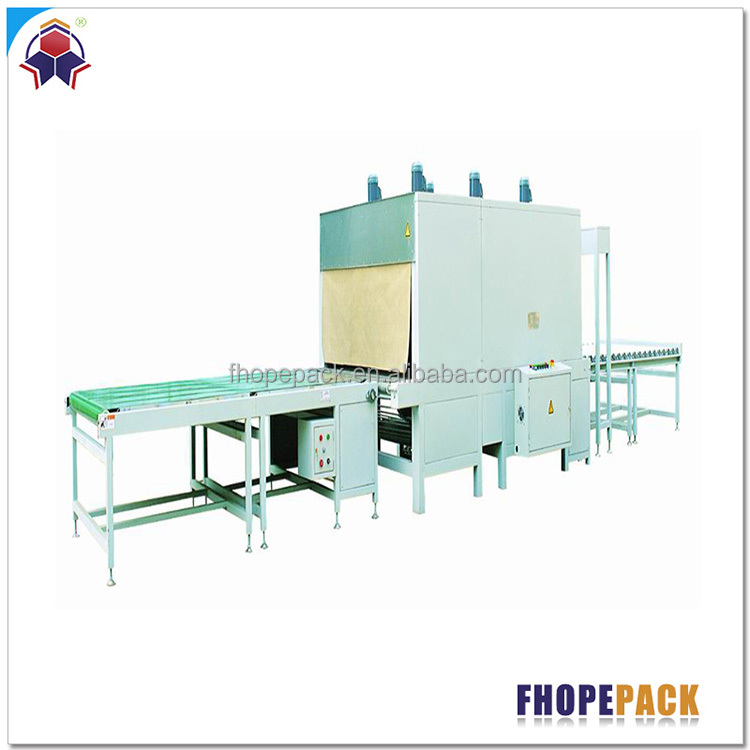 High tensile special discount heat shrinkage wrapping machine
