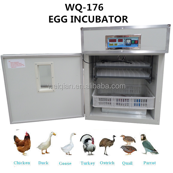 Home Appliances Automatic Humidity And Temperature Chicken Incubator For Parrot Quail Chicken Egg Hatcher Brooder Good Reputation Over The World