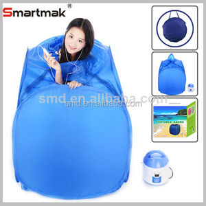 Portable steam bath herbal steam sauna