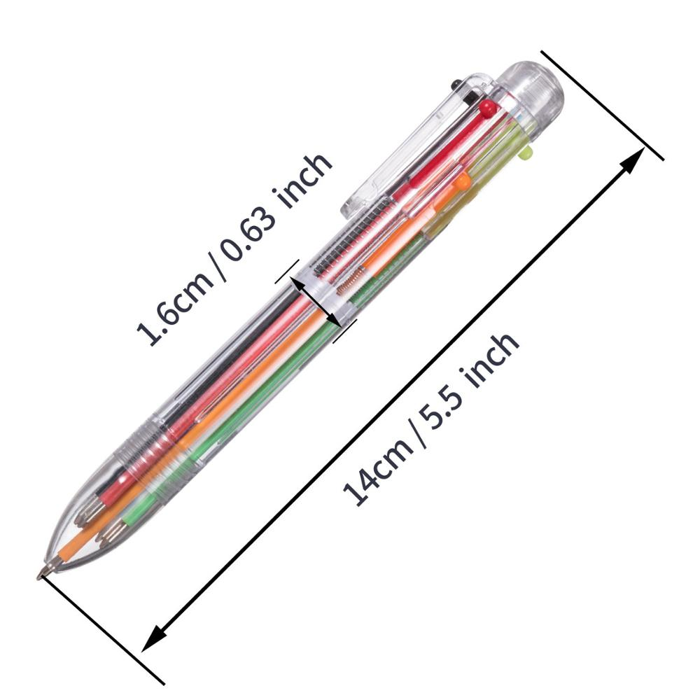 Retractable premium gel ink roller ball pens,fade-proof inks,polychromatic ballpoint pens for Office School